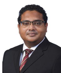Photo of NSPA CEO Ismail Azzam Wajeeh