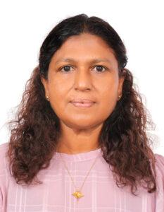 Photo of NSPA Deputy CEO Rugiyya Mohamed